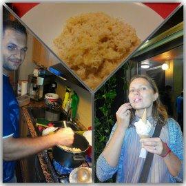 risotto ice cream