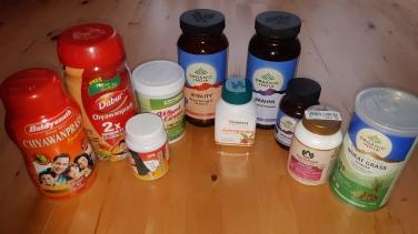 Ayurveda and Organic Medicines Аюрведа и Органическая Индия витамины