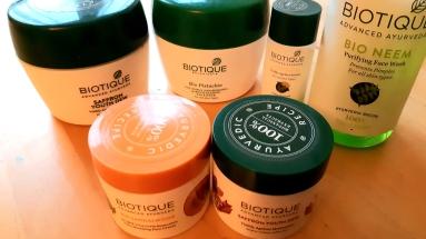 Face Cremes, lotions, cleansers, UHV protection / Кремы, лосьоны для лица, для умывания, защита от UHV