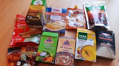 Spices, Masalas / Специи, масала